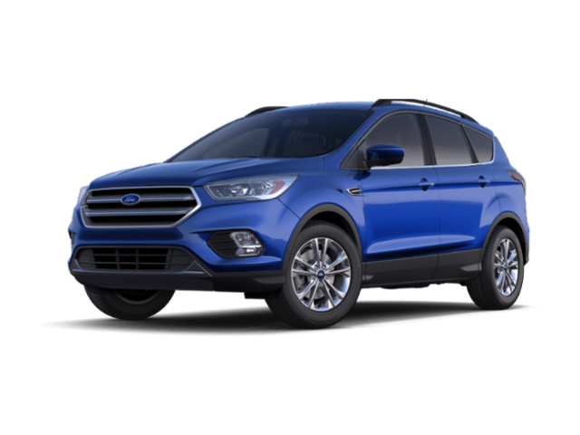 New 2019 Ford Escape SEL SUV IZZ0907 Waterford MI